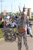 Berserker Castanic Tera Cosplay Photo credit: Anderson Yan